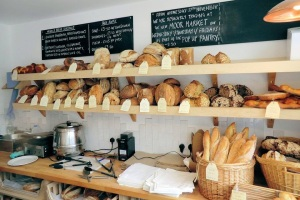 Seven Hills Bakery bread